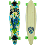 Sector 9 2021 Angler Swift Pintail Skateboard Pre-Assemble Complete