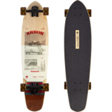 ARBOR 2021 Photo Mission Longboard Skateboard Pre-Assembled Complete