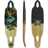 Sector 9 Striker Aina Longboard Skateboard Deck w/Grip