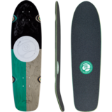 Sector 9 2021 Jammer Divide Mini-Cruiser Skateboard Deck w/Grip