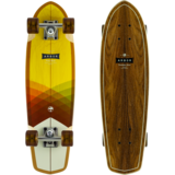 ARBOR 2021 Foundation Pocket Rocket Mini-Cruiser Skateboard Pre-Assembled Complete