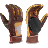 Loaded Advanced Freeride Slide Gloves + Palm Pucks