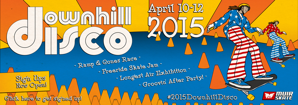 We're bringing Disco back April 10-12! Click the banner to get registered!