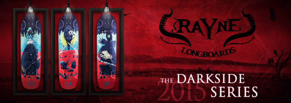 The Rayne Darkside Series is here. What side will you be on?