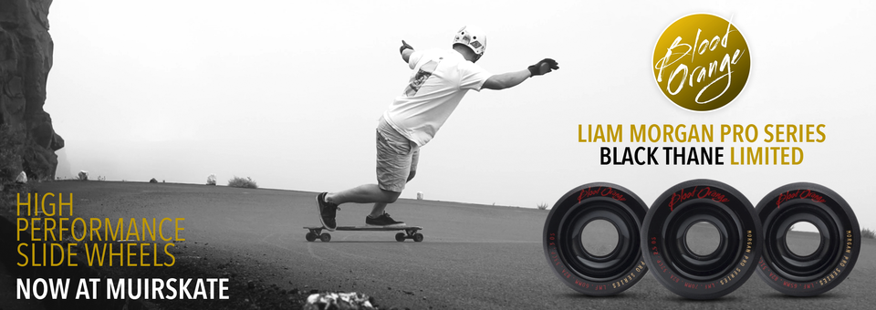 Liam Morgan Pro Series Black Thane Limited Wheels are now available!