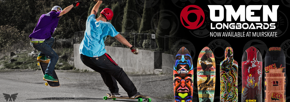 New Omen boards have arrived! Check it out for yourself.