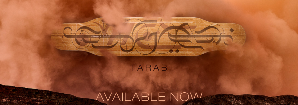 Push the boundaries of modern longboard dancing with the Loaded Tarab.