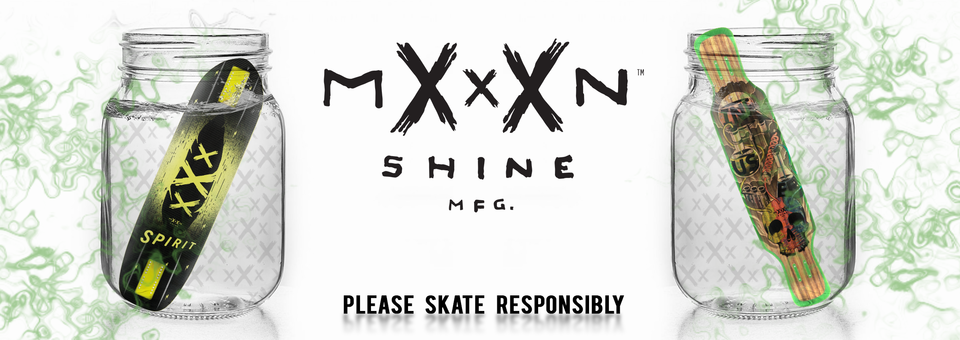 Moonshine MFG has brewed up something new, Click through to see the whole line-up!