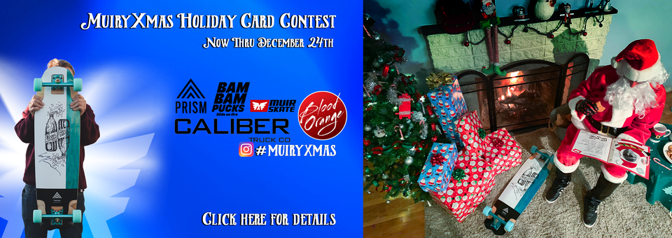 MuirXmas Holiday Contest