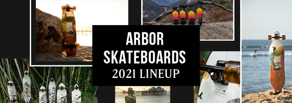 New Arbor 2020 Lineup