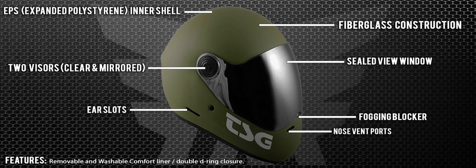 NEW TSG PASS HELMETS HAVE LANDED AT MUIRSKATE
